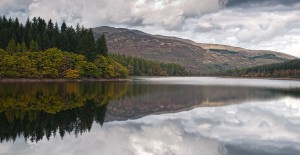 Loch Drunkie reflections_27_5