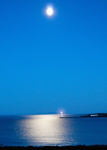 moonlight over Islay